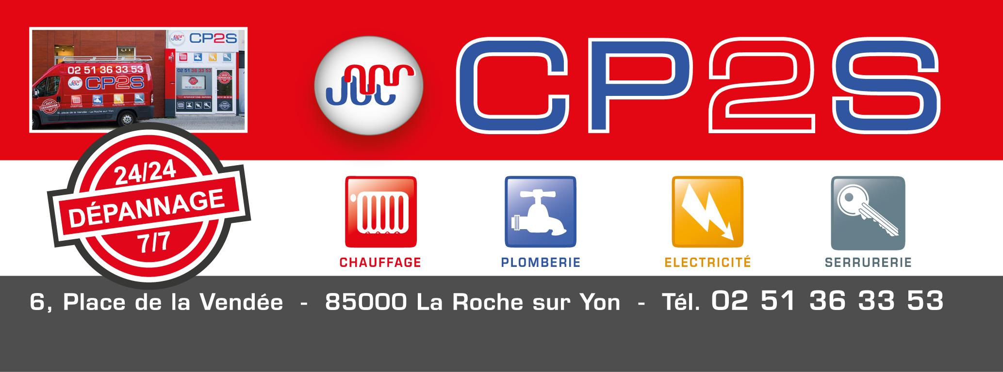 cp2s depannage 85000 La Roche sur Yon